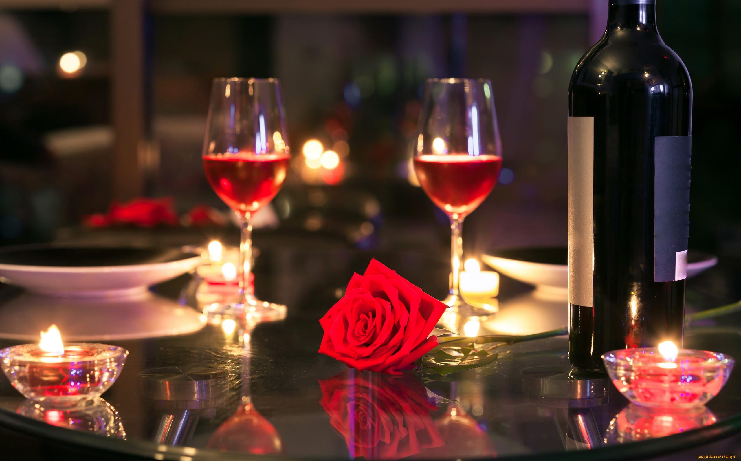 картинки бокал вина свечи характеризуются появлением